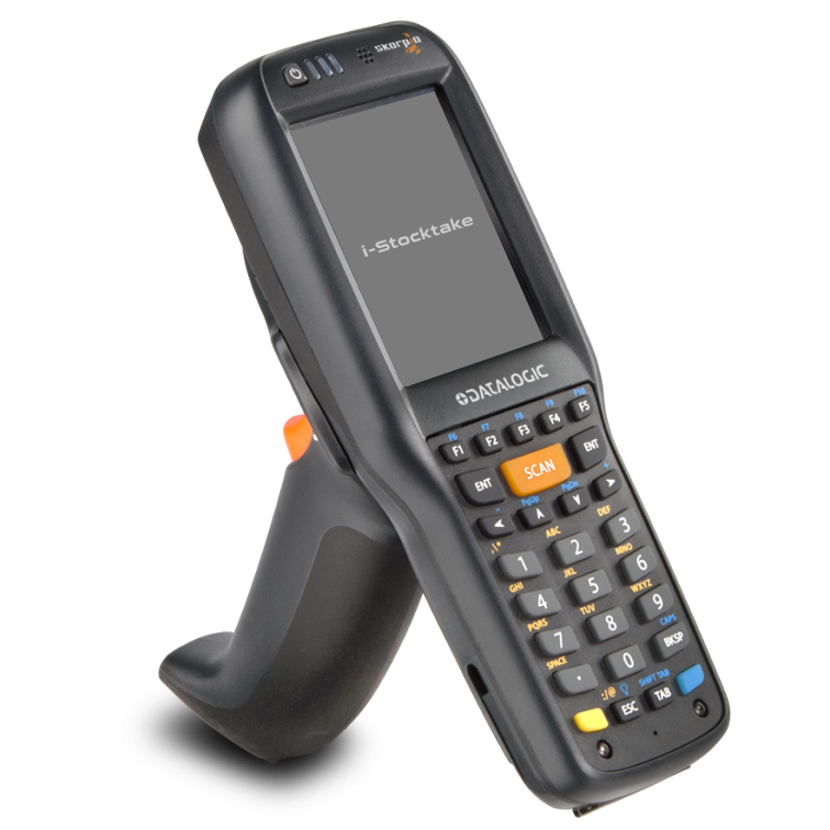 i-StockTake Skorpio Handheld Terminal